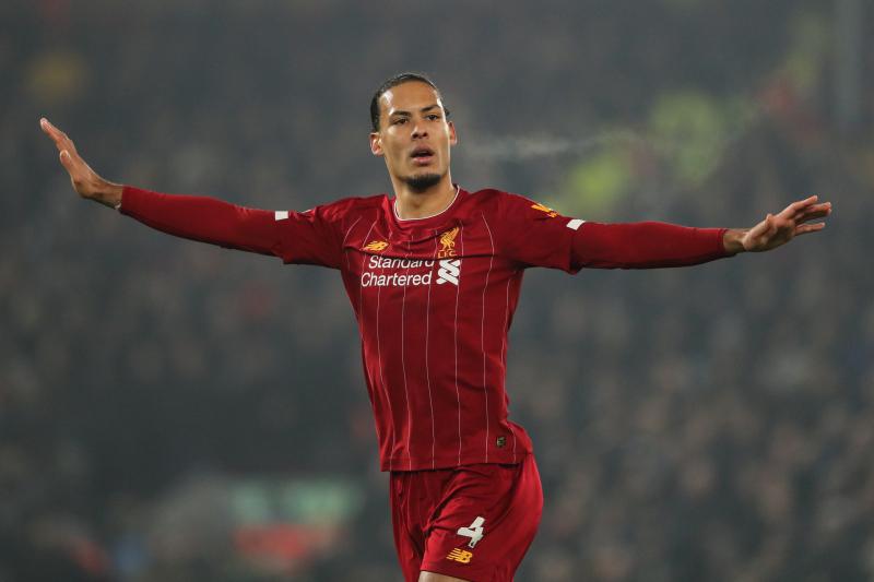Virgil van Dijk: Liverpool 'Not Getting Carried Away' with Premier League Lead