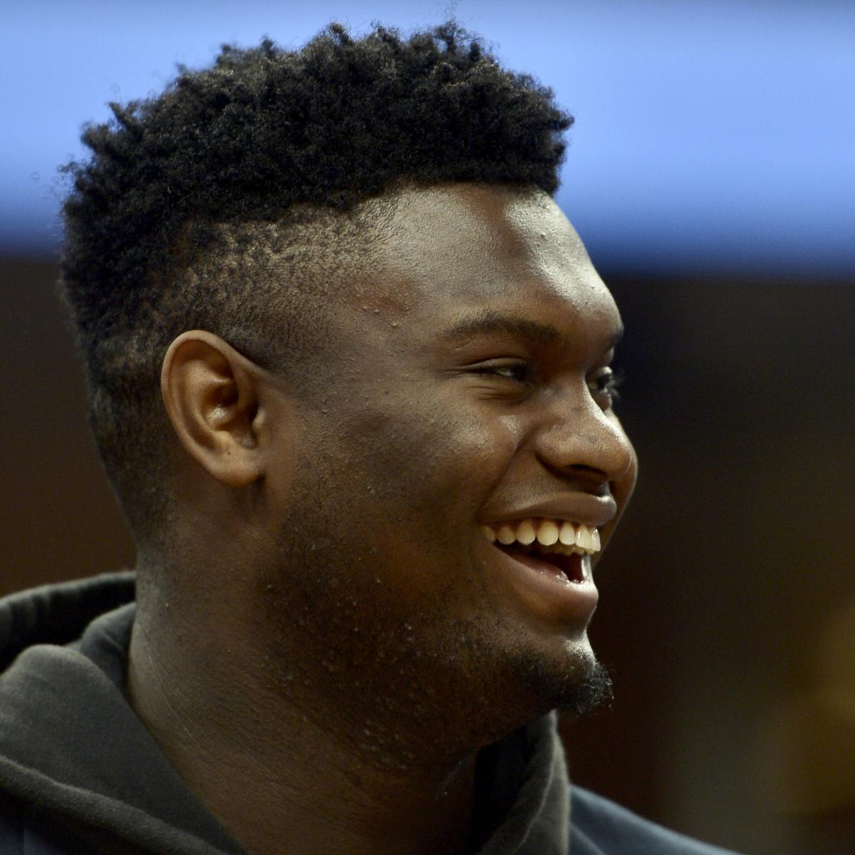 NBA Rumors: Zion Williamson to Start in Pelicans Debut, No Minutes Restriction