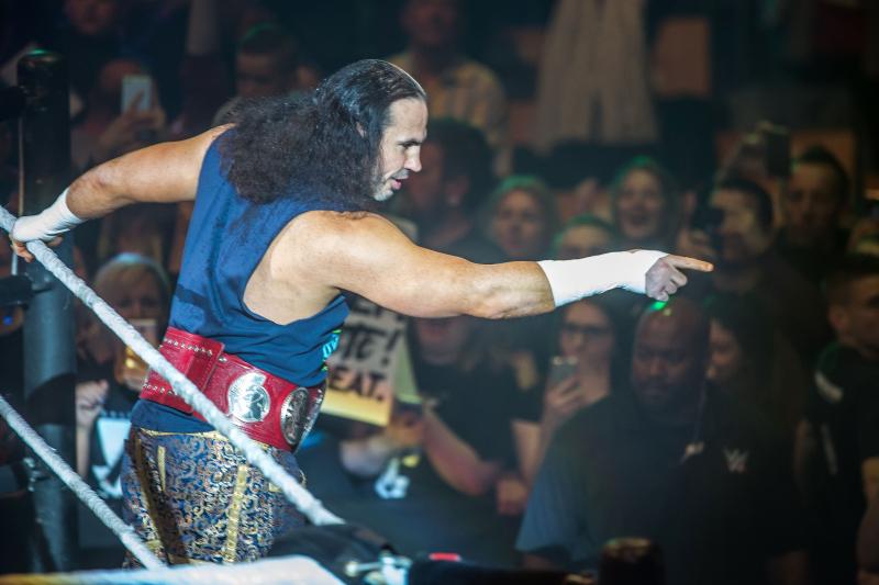 Matt Hardy's Future, Daniel Bryan Discusses Fiend Feud and DDP Talks WWE vs. AEW