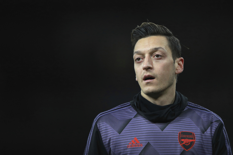Mikel Arteta Says Mesut Ozil Needs to 'Make the Difference Every Single Game'