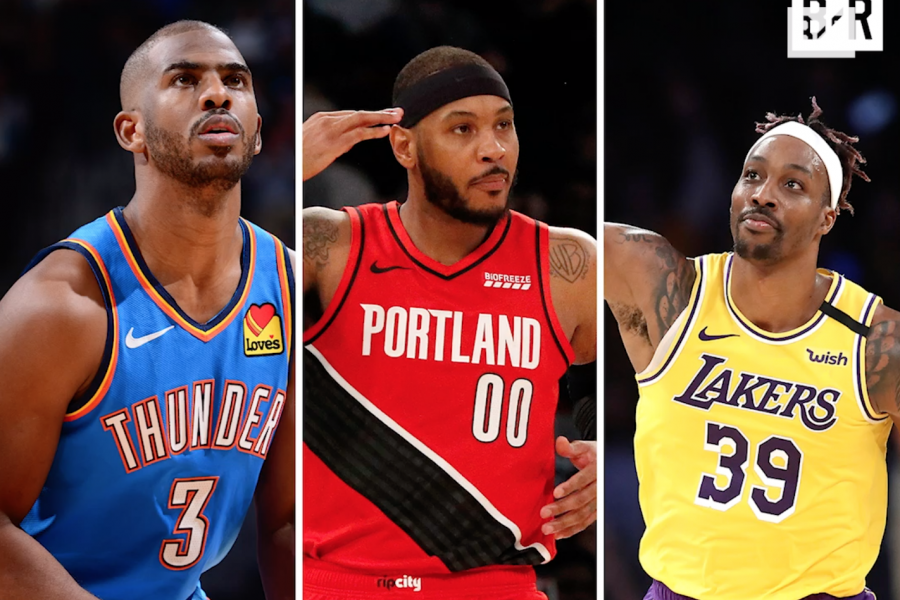 Melo, CP3, and Dwight Howard Are Silencing Critics with Vintage Performances