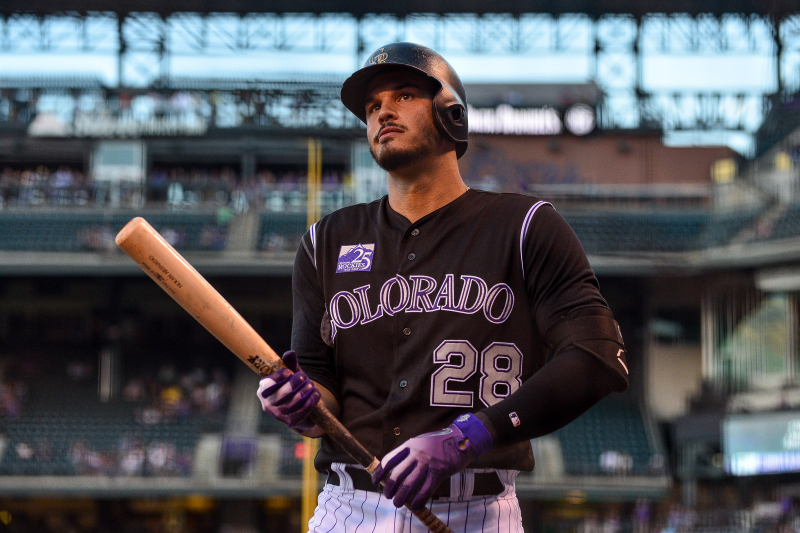 Nolan Arenado's Righteous Stand Puts Rockies in a Bind as Trade Rumors Swirl