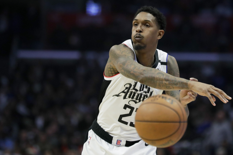 Lou Williams Describes the Difference of Playing for Lakers and Clippers in LA