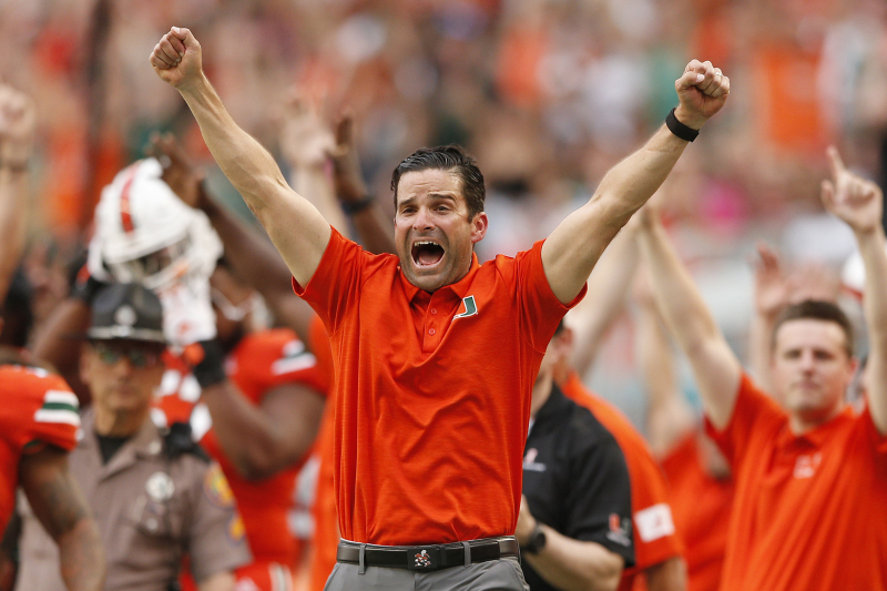 Manny Diaz and Miami Are Winning the Offseason Again; Will It Matter This Time?