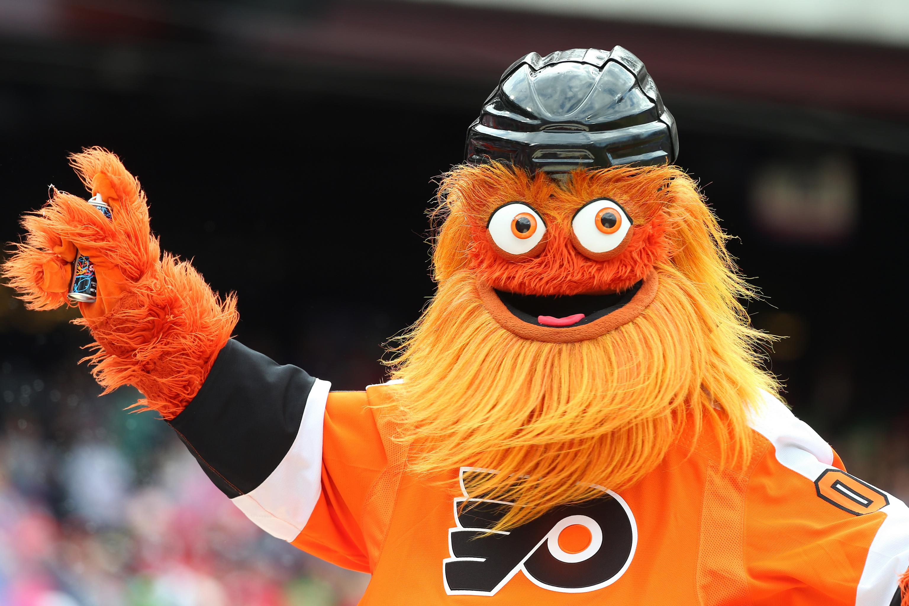 Flyers Mascot Gritty Investigated for Allegedly Punching 13-Year ...