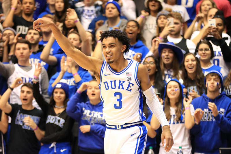 Extended 3-Point Arc Is Contributing to Unpredictable College Basketball Season