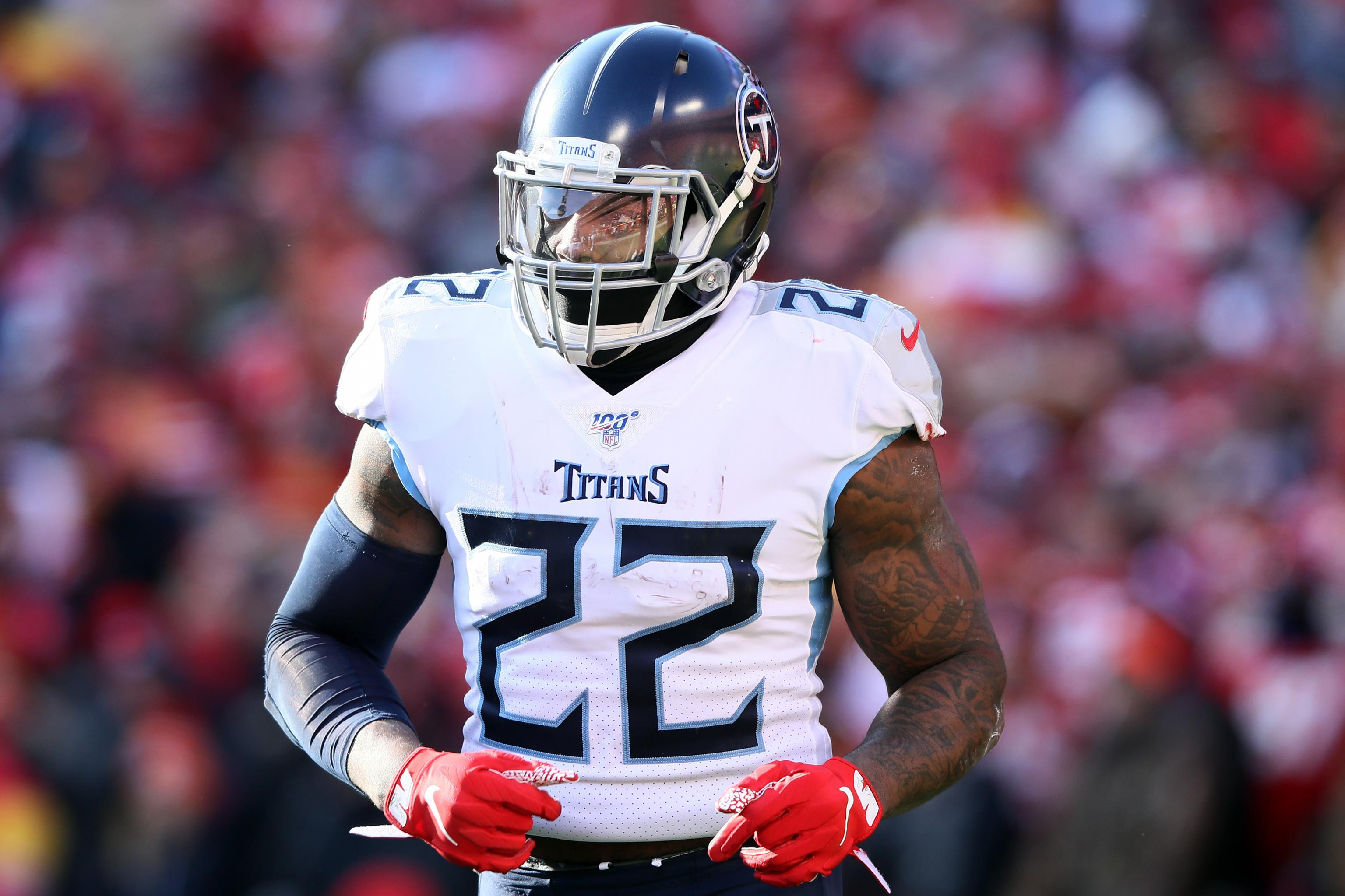 Derrick Henry Says He Wants To Sign New Titans Contract Ahead Of Nfl Free Agency Bleacher Report Latest News Videos And Highlights