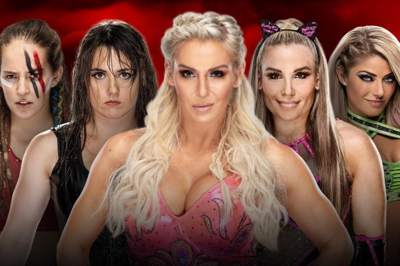 Charlotte Flair Ousts Shayna Baszler to Win Women's WWE Royal Rumble Match