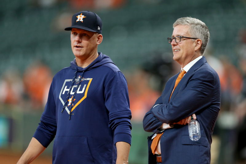 Report: MLB Granted Players Immunity in Astros Scandal over Grievance Concerns