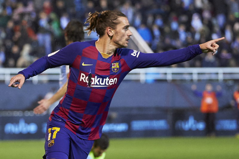 Copa Del Rey 2020 Results: Winners and Losers from Round of 32