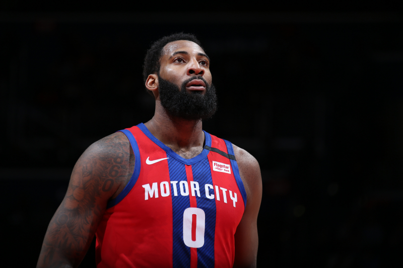 Pistons' Andre Drummond Ruled out vs. Kings with Facial Injuries