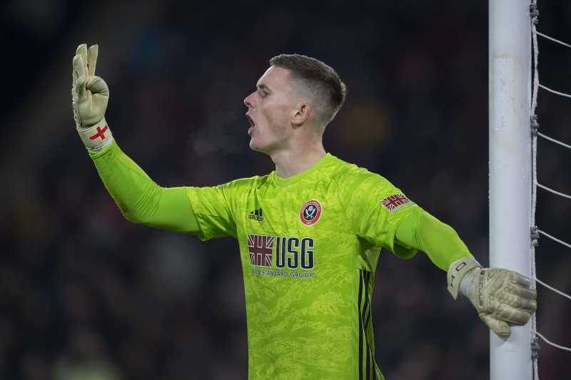 Chris Wilder Rules out Dean Henderson Move: 'His Future Is at Manchester United'