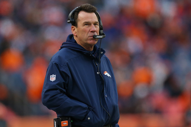 Report: Gary Kubiak to Take over as Vikings' OC; Was Serving as Assistant HC