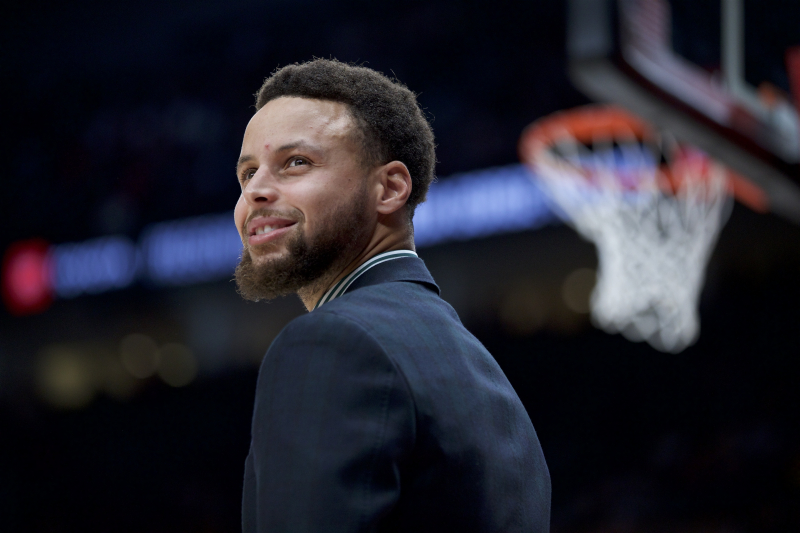 Stephen Curry Wanted Knicks, Not Warriors, to Pick Him in 2009 NBA Draft