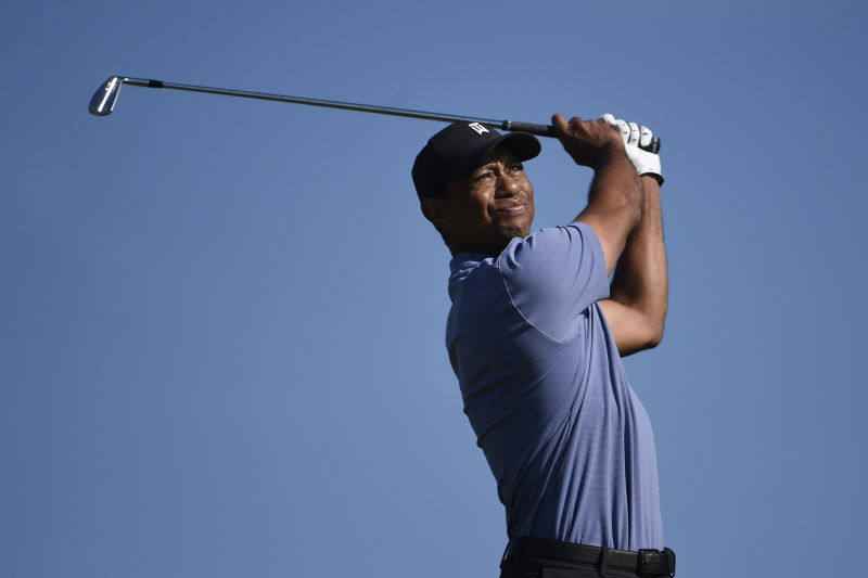 Tiger Woods Posts Solid 1st Round at 2020 Farmers Insurance Open