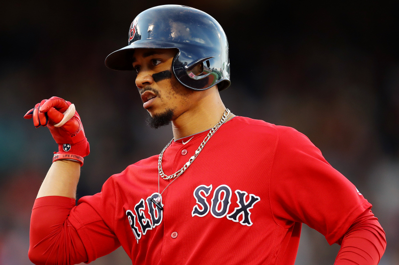 Mookie Betts Trade Rumors: Red Sox, Padres Engaged in Talks, Deal 'Unlikely'