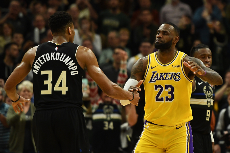 NBA All-Star Game 2020: Predicting Team Rosters for Team LeBron, Team Giannis