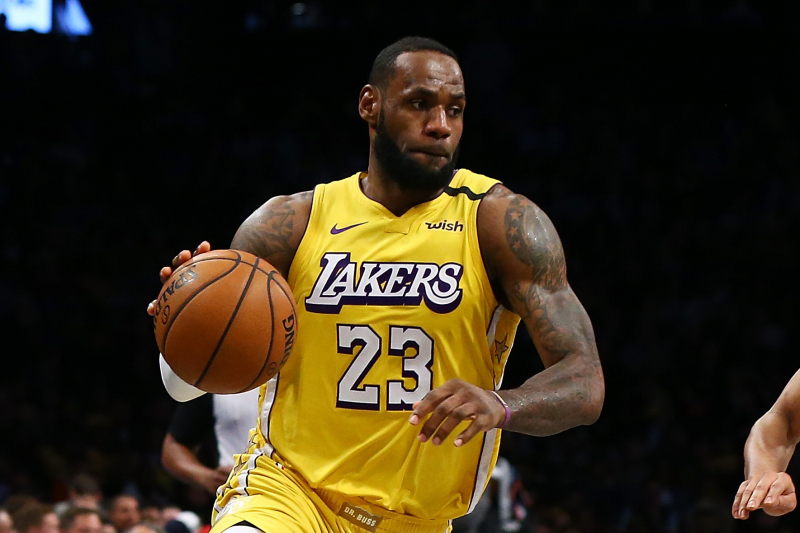 LeBron James and the Lakers Shouldn't Mess with Perfection at Trade Deadline