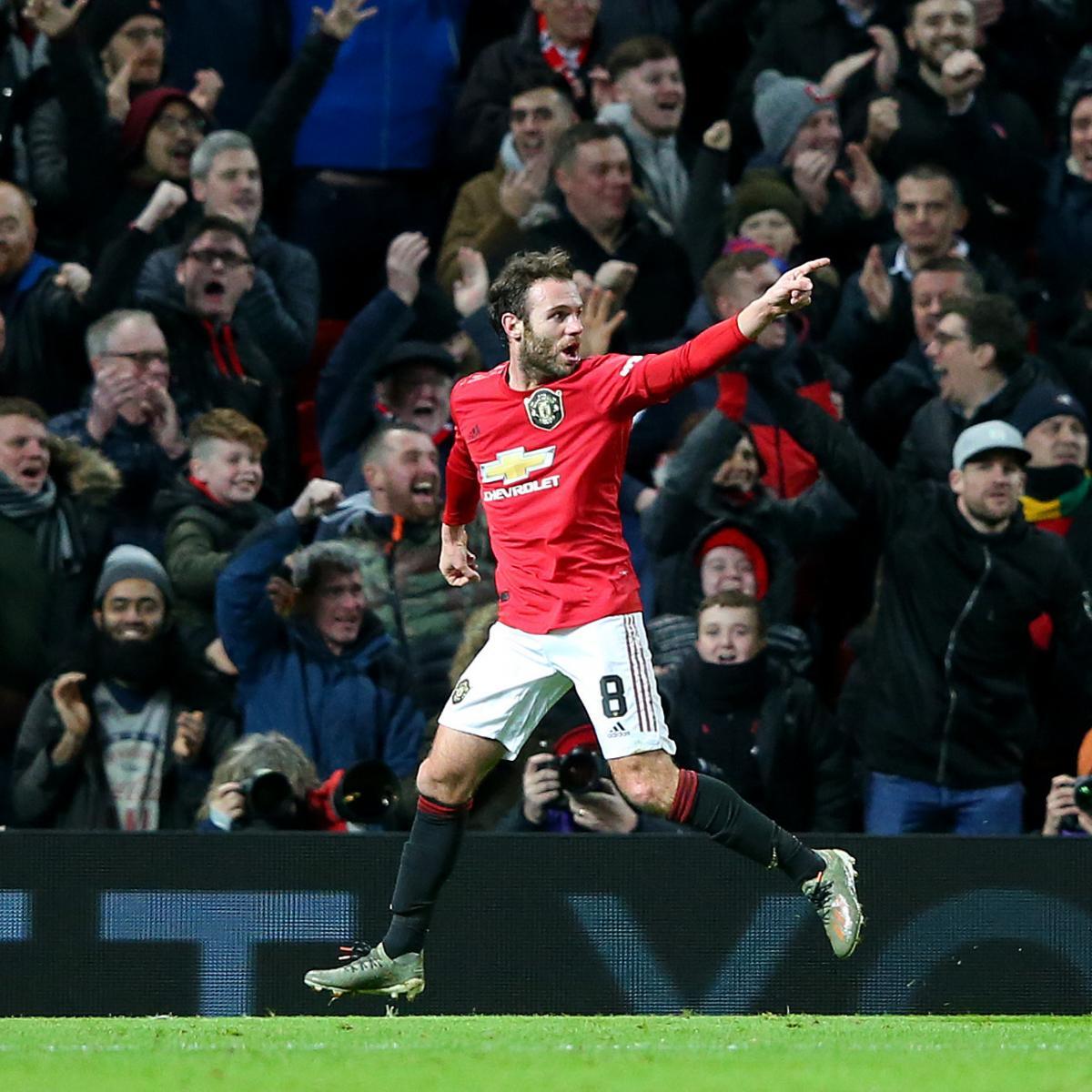 Tranmere vs. Manchester United: FA Cup 2020 Odds, Live Stream, TV Schedule | Bleacher Report ...