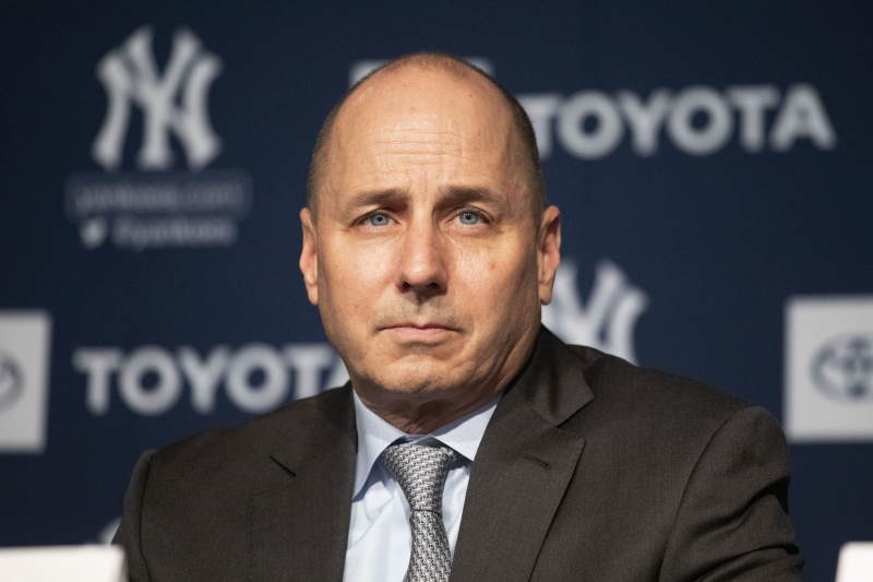 Yankees' Brian Cashman Says He Had 'Been Suspicious' of Astros Sign-Stealing