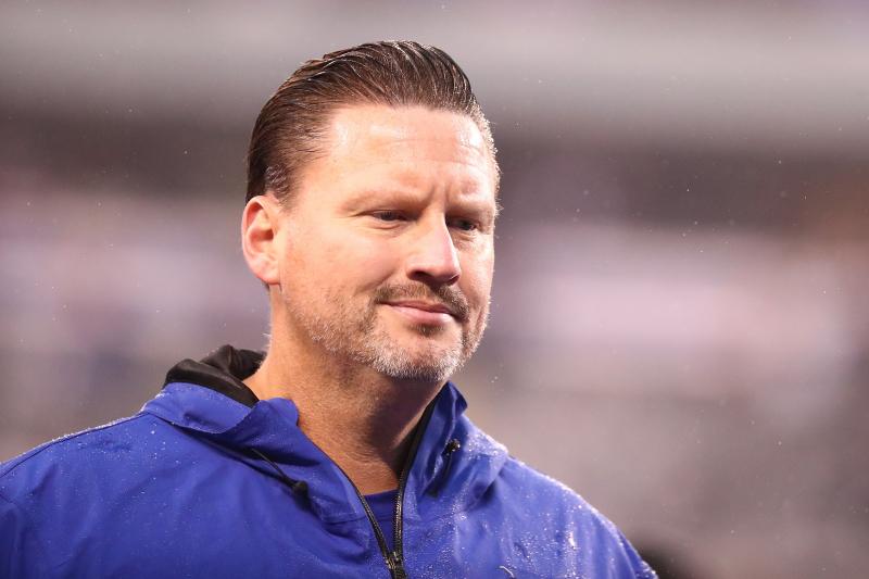 Browns Rumors: Ex-Giants HC Ben McAdoo Interviewing for Job on Coaching Staff