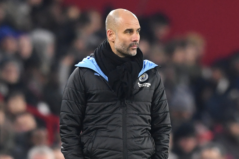 Pep Guardiola Says Aymeric Laporte's Return Will Not 'Solve All Our Problems'