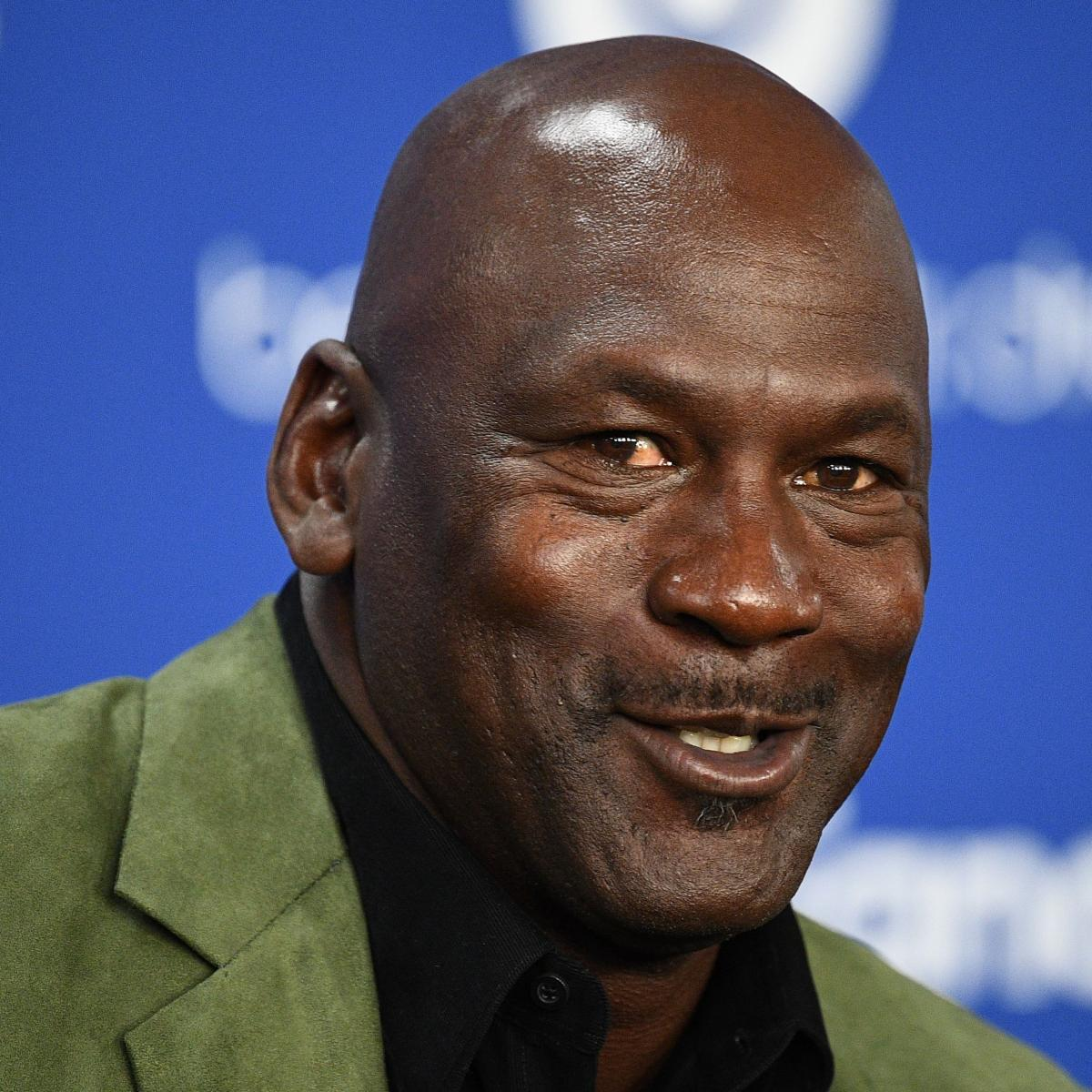 Michael Jordan on LeBron James Comparisons: 'We Play in Different Eras'