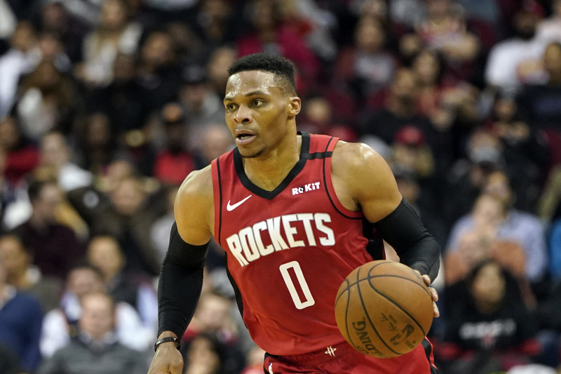 Rockets Rumors: Russell Westbrook Taking on Leadership Role in Locker Room