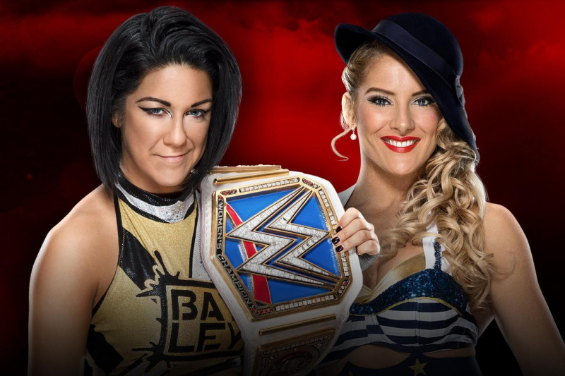 Bayley Beats Lacey Evans, Retains SmackDown Women's Title at WWE Royal Rumble