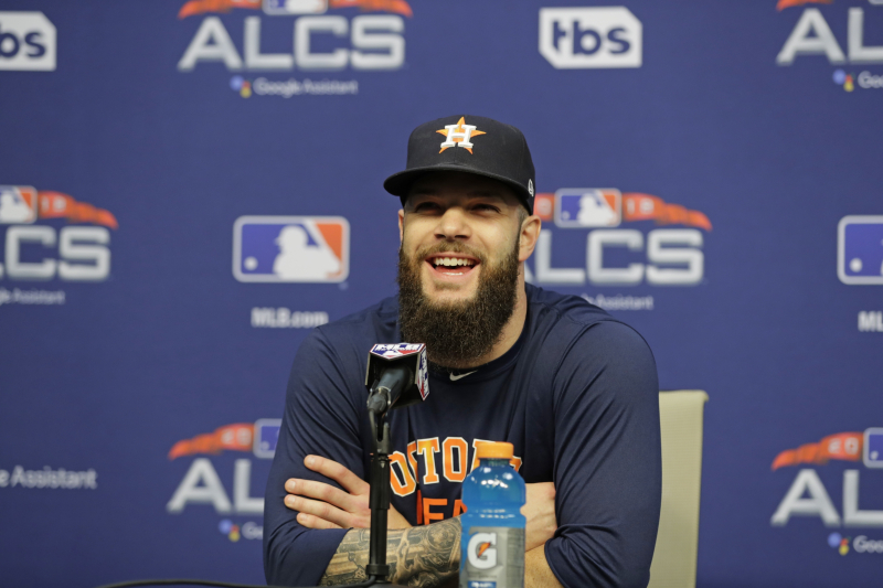 Ex-Astro Dallas Keuchel Apologizes for Sign-Stealing: It Was State of Baseball