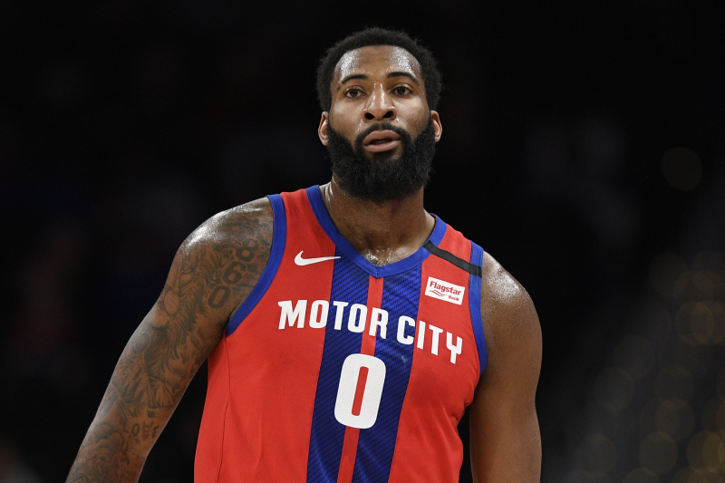 Andre Drummond Trade Rumors: Market 'Stagnant' After Knicks, Celtics Interest