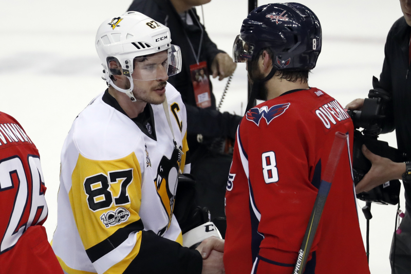 Penguins' Sidney Crosby, Capitals' Alex Ovechkin Headline NHL's All-Decade Team