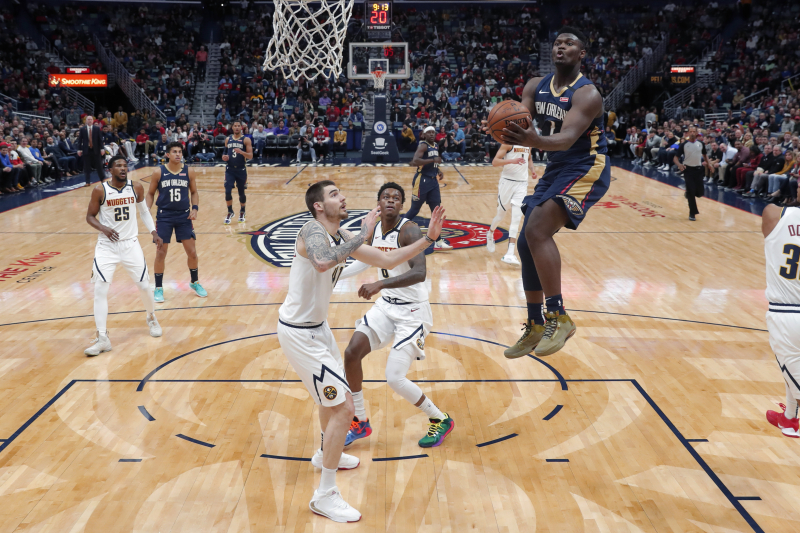 Zion Williamson Shines with 15 Points as Pelicans Fall to Nikola Jokic, Nuggets