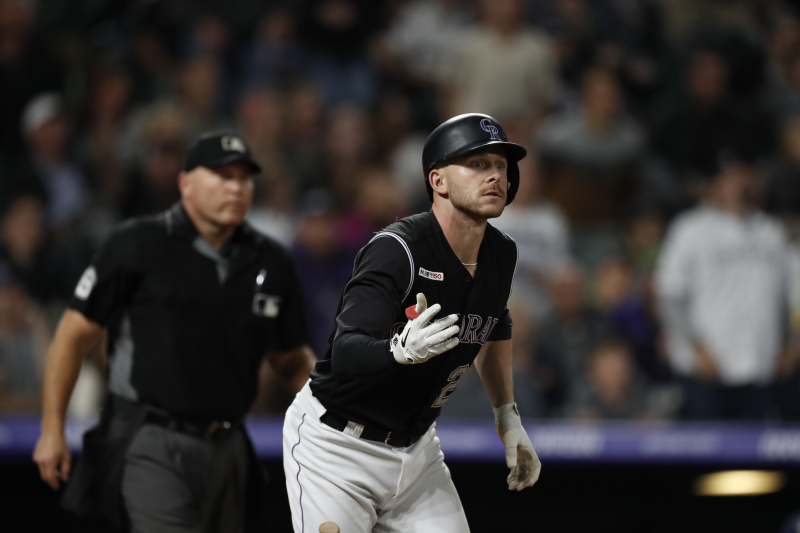 Trevor Story, Rockies Reportedly Agree to 2-Year, $27.5M Contract