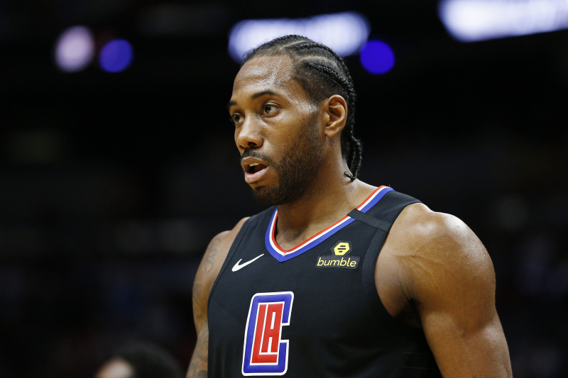 Video: Kawhi Leonard Responds to Rumors of Clippers' Chemistry Issues