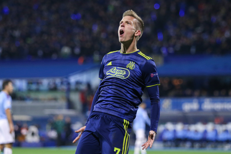 RB Leipzig Confirm Signing of Dani Olmo from Dinamo Zagreb