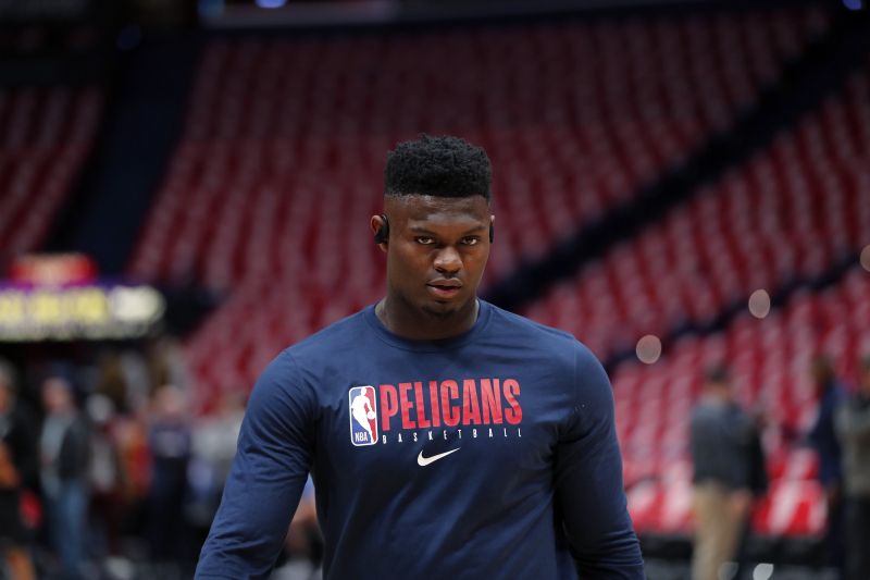 Alvin Gentry: Prioritizing Zion's Long-Term Health Is 'Right Thing' for Pelicans