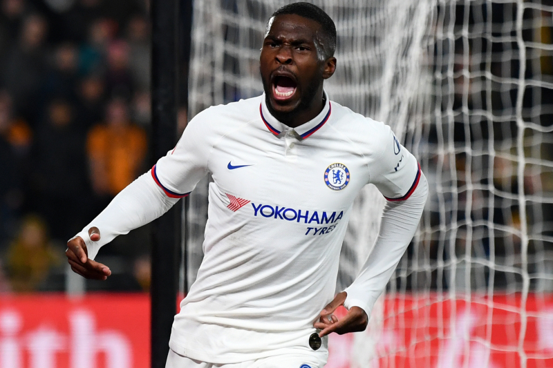 Fikayo Tomori's Goal Helps Chelsea Fend off Hull City 2-1 in FA Cup Clash