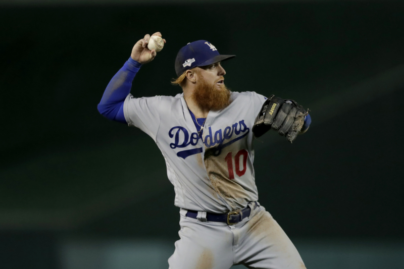 Justin Turner Unsure Why Dallas Keuchel Apologized for Scandal; He 'Didn't Hit'