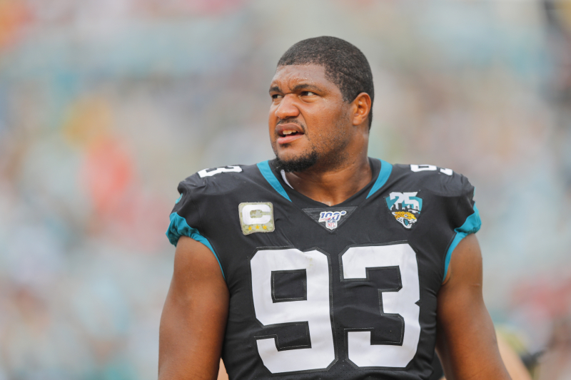 Jaguars' Calais Campbell Says NFL Players Don't Support Proposed 17-Game Season