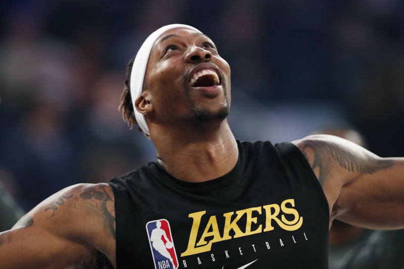 Lakers Rumors: Exec Believes Dwight Howard Could Earn Raise on Next Contract