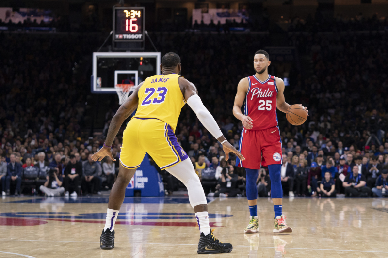Ben Simmons Looking Like 76ers' Franchise Cornerstone in Joel Embiid's Absence