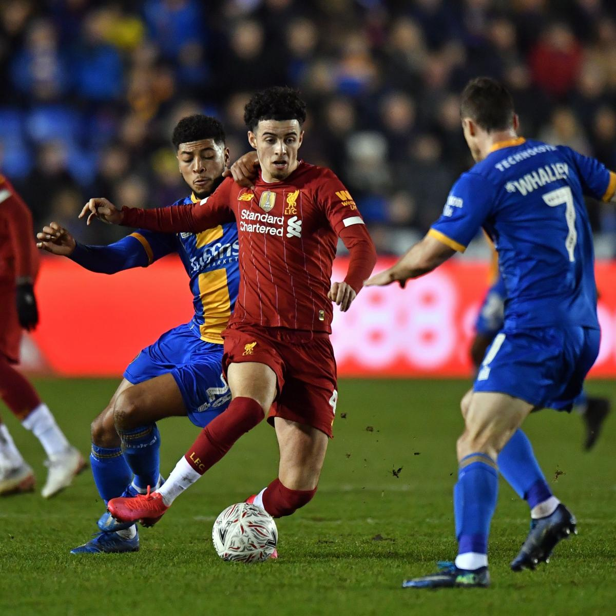 FA Cup 2020: 4th-Round Results, Scores, Updated Schedule ...