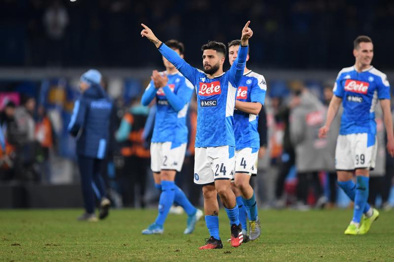 Cristiano Ronaldo Scores as Juventus Fall to Napoli 2-1 in Serie A