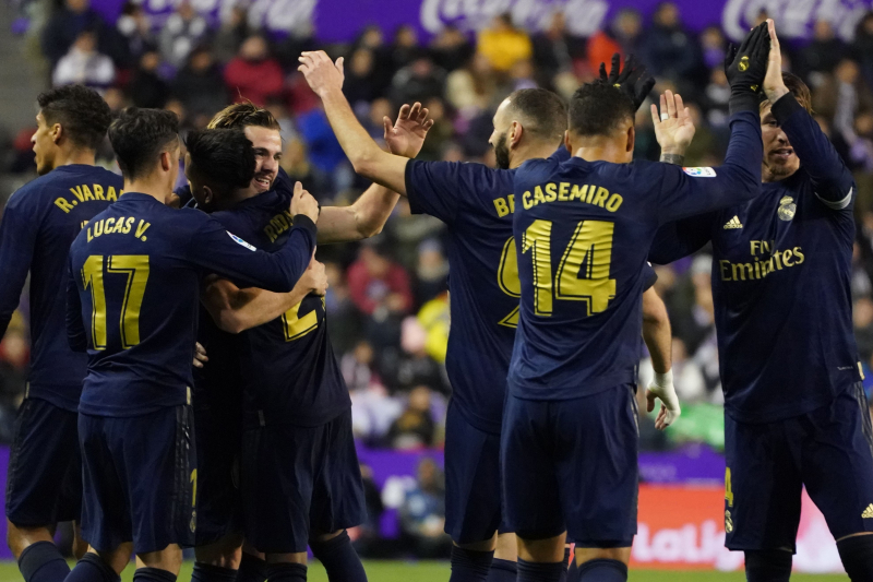 La Liga Table 2020: Sunday's Week 21 Results and Updated Standings