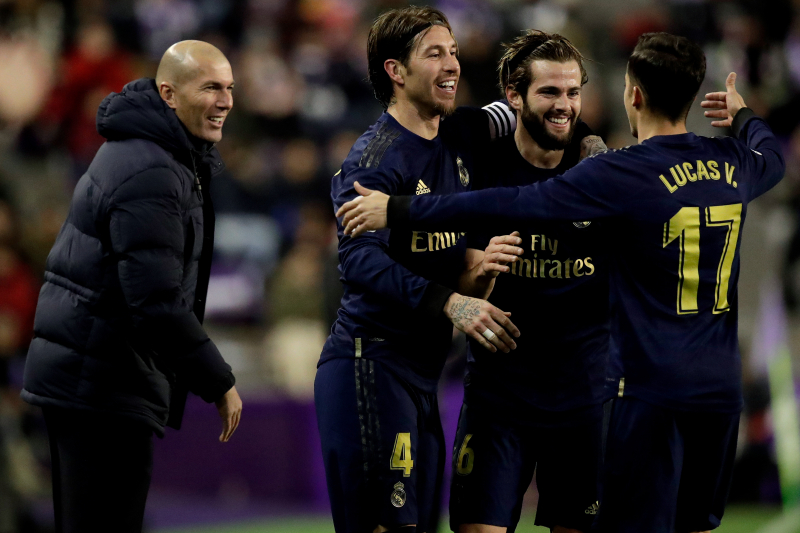 La Liga Winners and Losers After Final 2020 Week 21 Table
