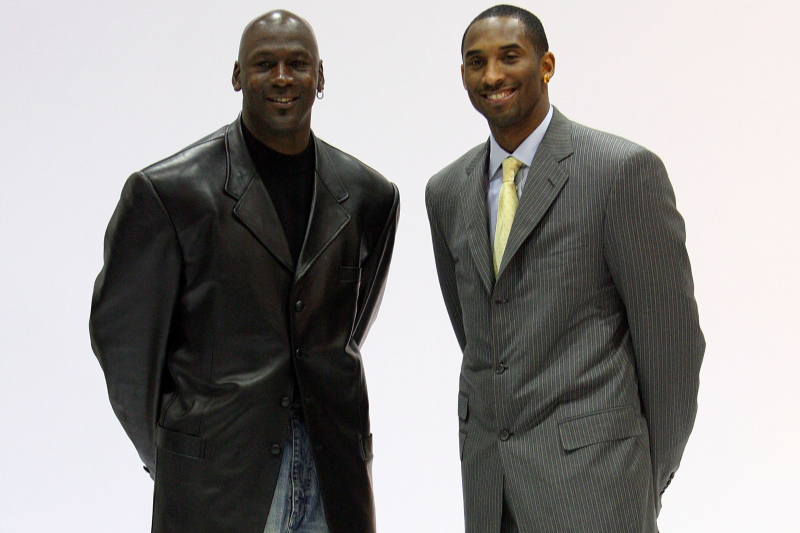 Michael Jordan Issues Statement on Kobe Bryant: 'He Was Like a Little Brother'