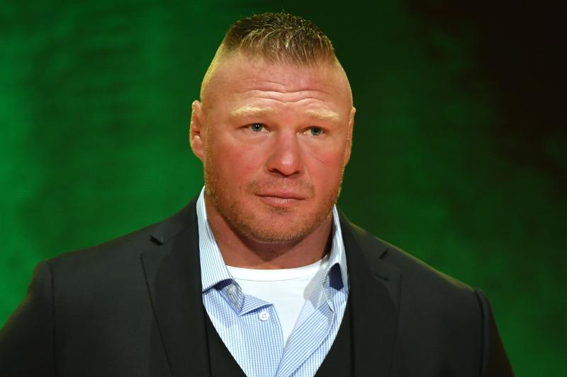 WWE Rumors: Brock Lesnar, Matt Riddle Have Backstage Altercation at Royal Rumble