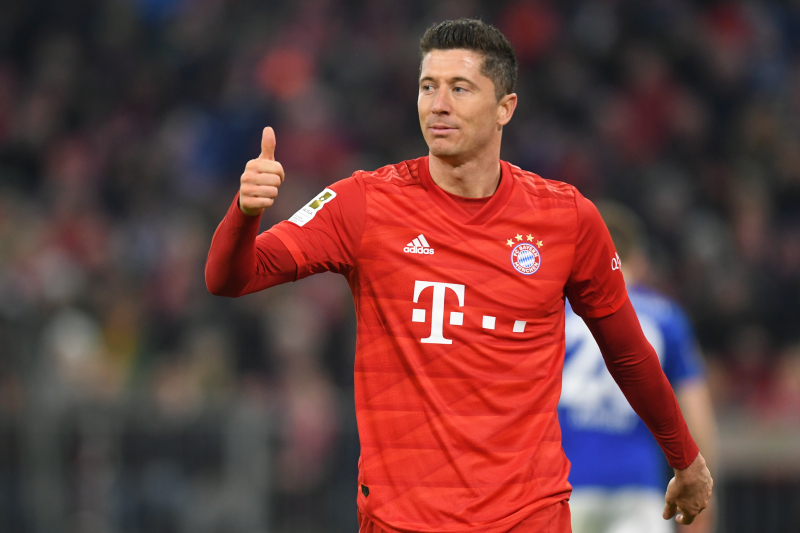 Golden Shoe 2019-20: Top Goalscorers in Europe, Latest Points on January 27