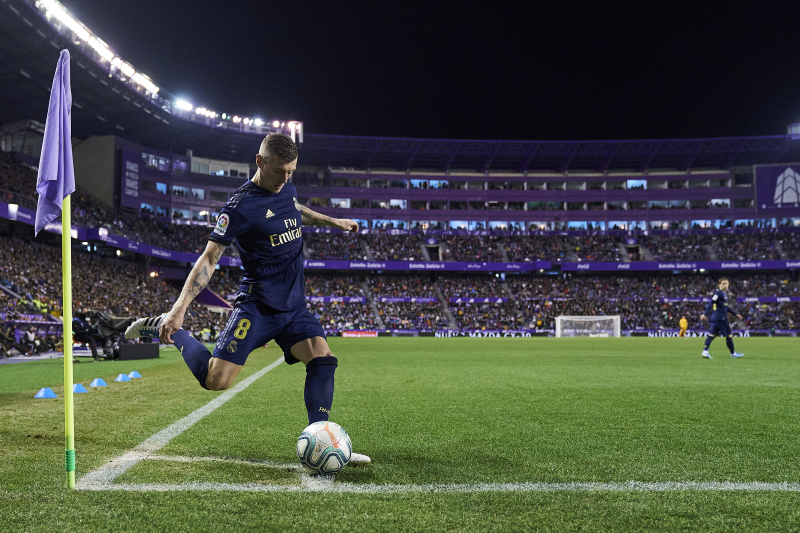 Toni Kroos, Maxi Gomez and La Liga Team of the Week After Matchday 21